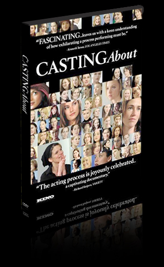 Casting About Cover